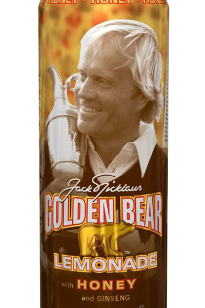 Arizona Iced Tea Golden Bear